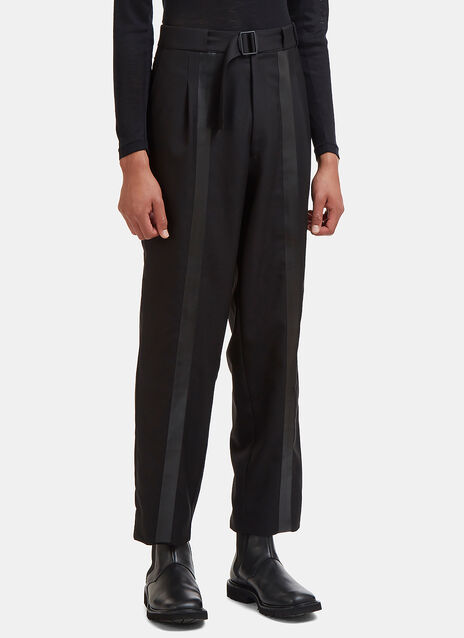 Zeelander Taped Straight Leg Pants