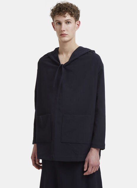Marvielab Hooded Pocket Top