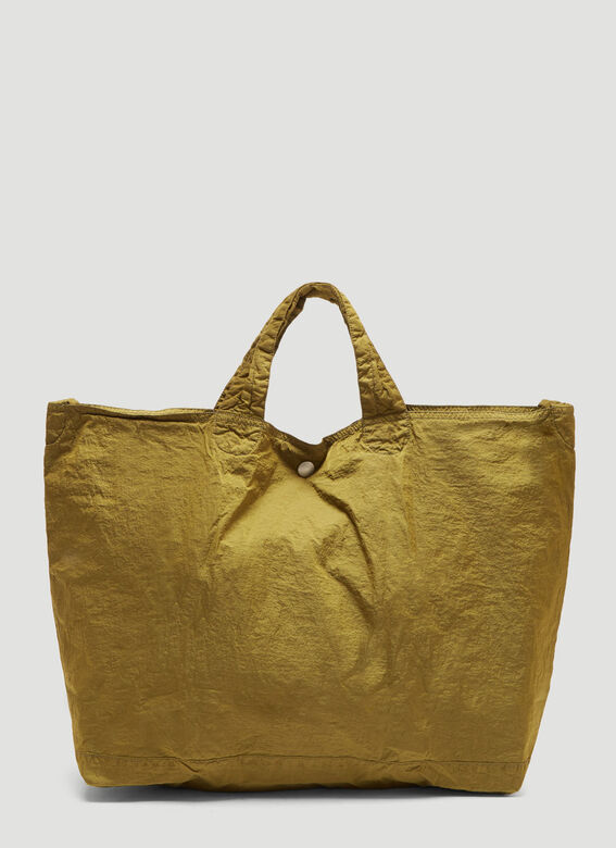 Airport Bag In Khaki by Clamp