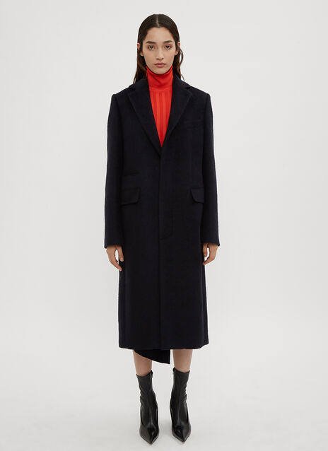 Acne Studios Long Mohair Coat