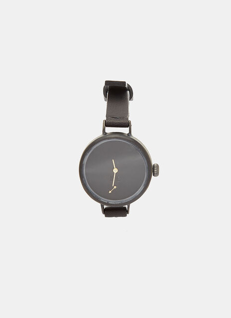 Dignified Narrow Strap Watch