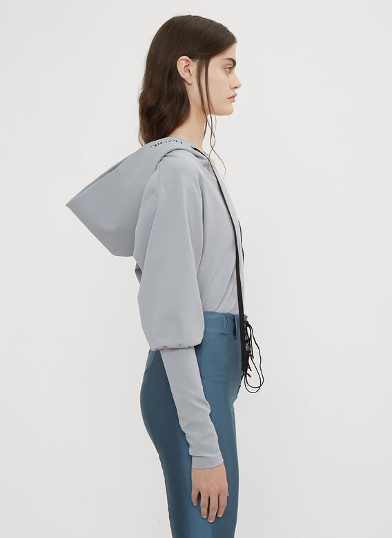 Unravel Project Hooded Body