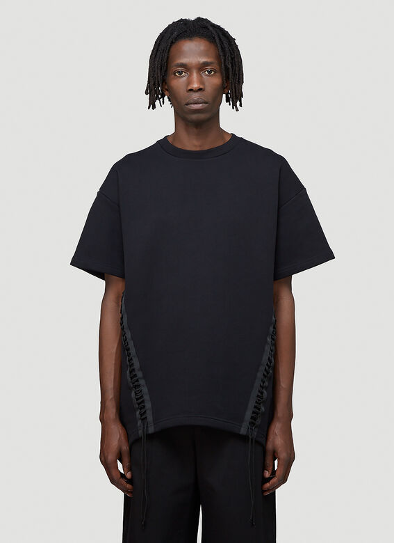 Helmut Lang LACED SS CREW 1