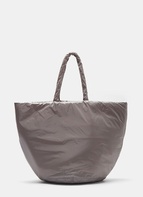 Padded Basket Bag