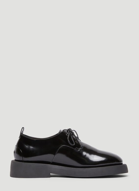 Marsèll Gommello Derby Shoes in Black