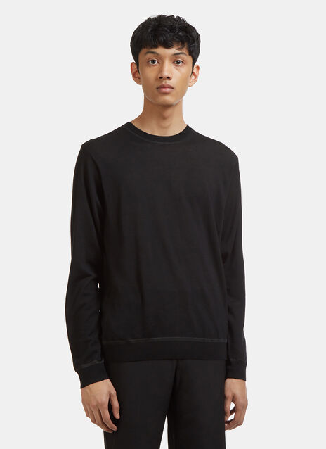 Mackintosh 0002 Long Sleeve Knit Jumper