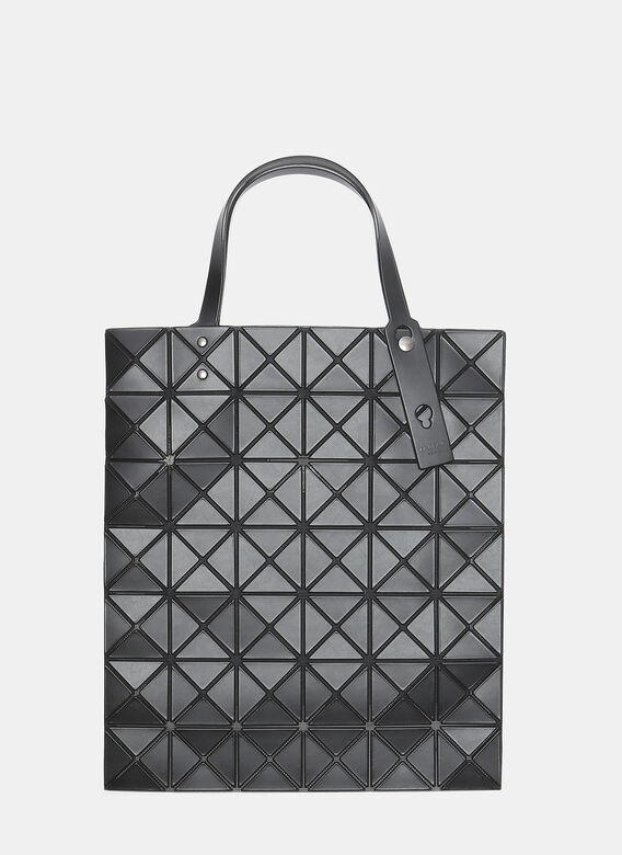 Bao Bao Issey Miyake Lucent Matte Tote Bag in Black  968e1926ee1c7