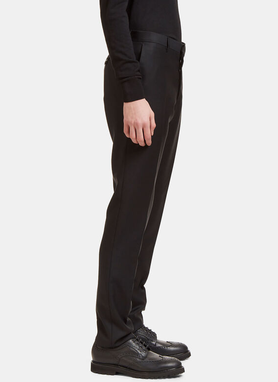 Aiezen AIEZEN Tailored Mohair Pants