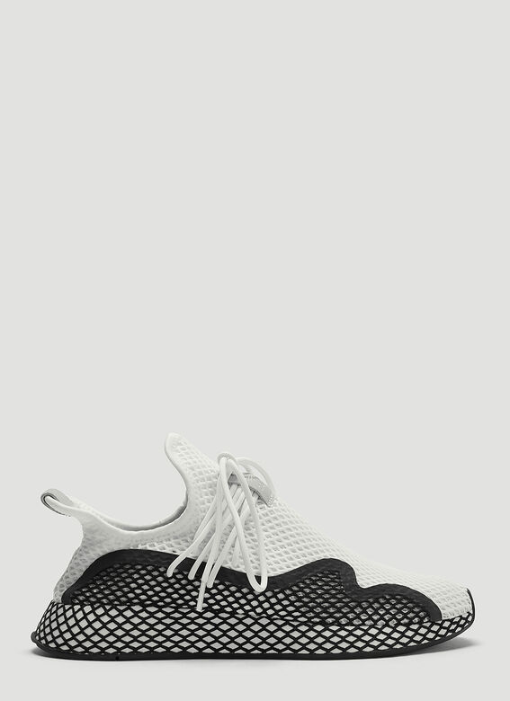 dd2110401e269 Adidas Deerupt S Sneakers in White