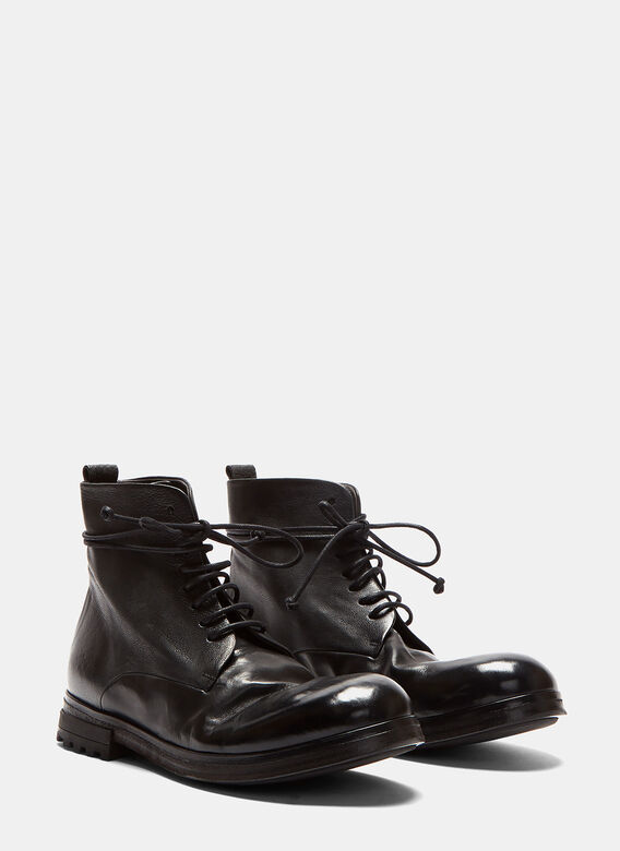 Marsèll Zuccarr High Leather Boots