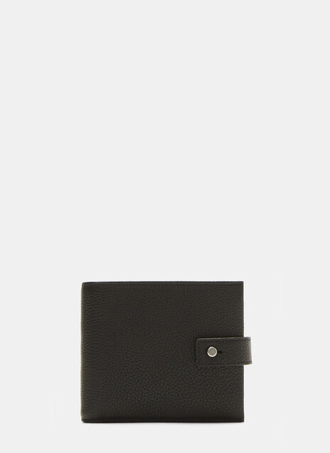 Saint Laurent Milo Grained Wallet