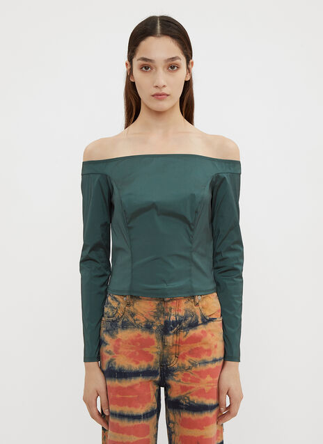 Eckhaus Latta Portrait Top