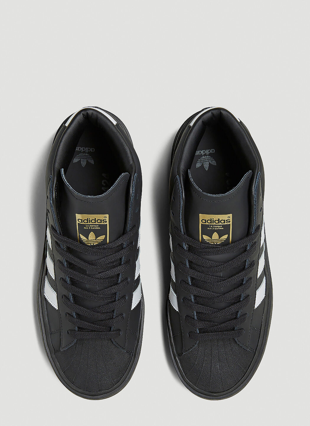 adidas by 424 Pro Model High Top Sneakers | LN CC