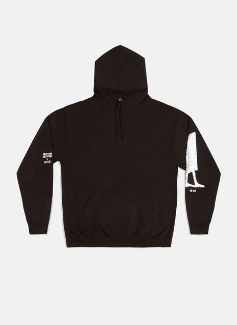 Rhythm Section Hooded Psychostasia Sweatshirt