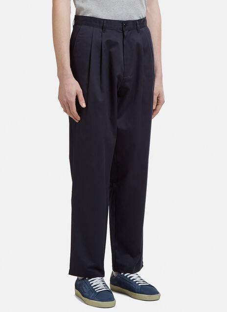 E.Tautz Pleated Chino Pants