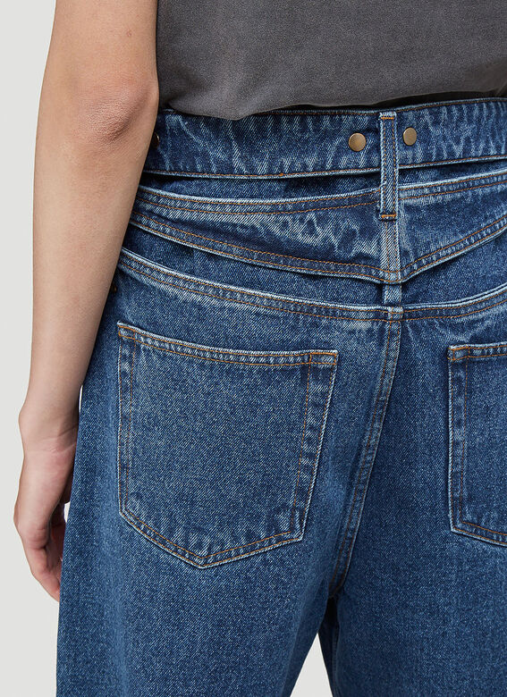 Y/Project CLASSIC PEEP SHOW JEAN 5