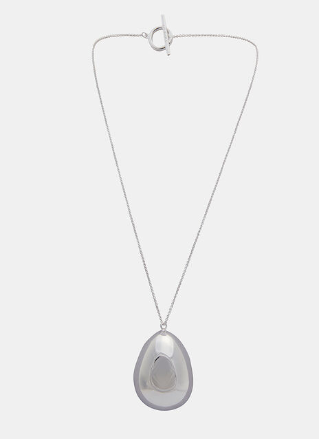 Eggshell Polished Necklace