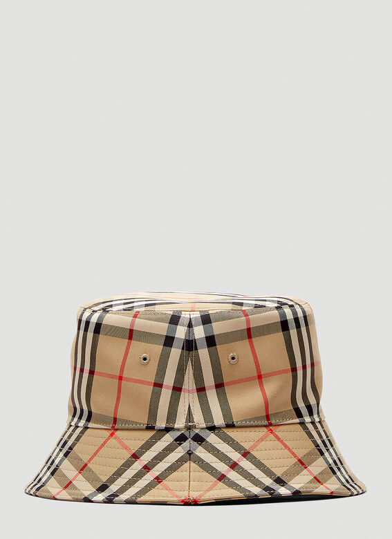Burberry A:MH 2 PANEL BUCKET HAT:117330:A7026 2