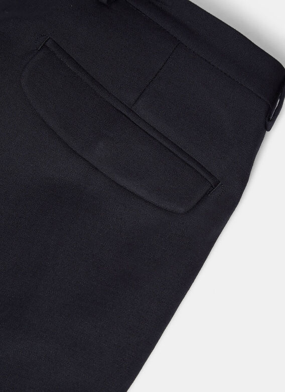 Aiezen AIEZEN Tailored Wool Pants 5