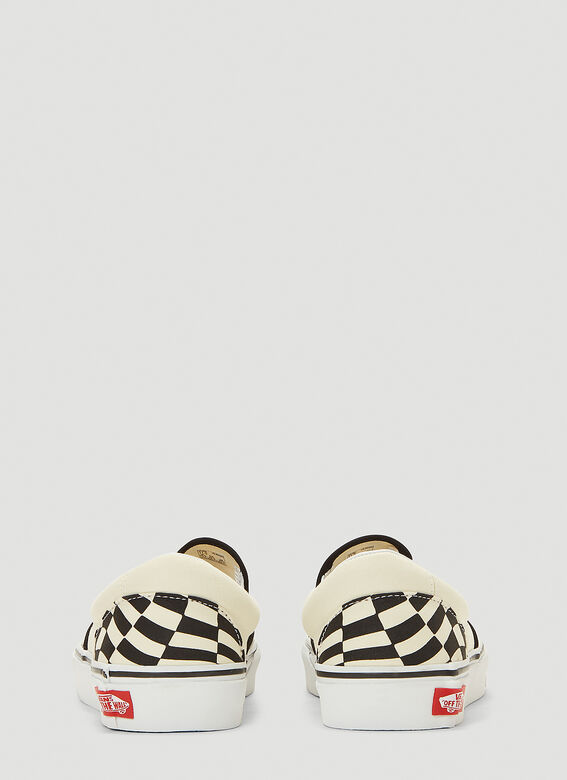 Vans UA Classic Slip-On Twist Sneakers 4