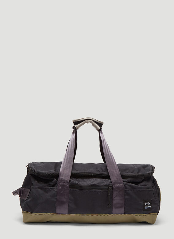 Dune Duffle Bag In Black by Sealand