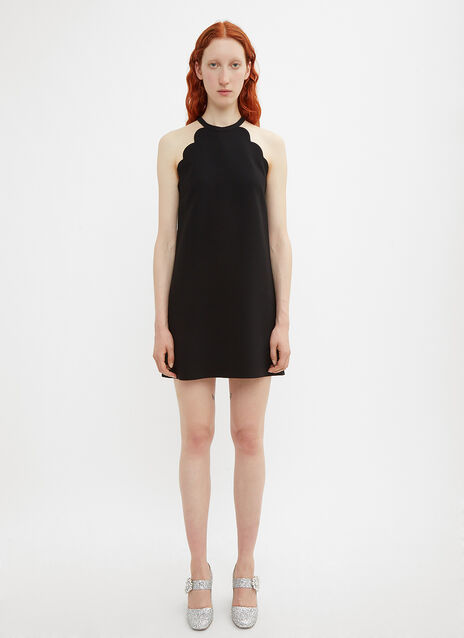Miu Miu Faille Cady Dress