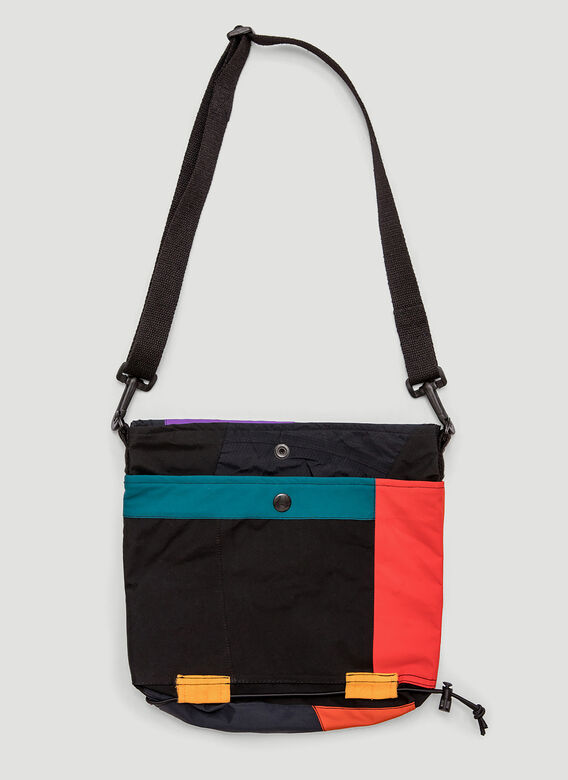 Greater Goods Upcycled Crossbody Bag 2