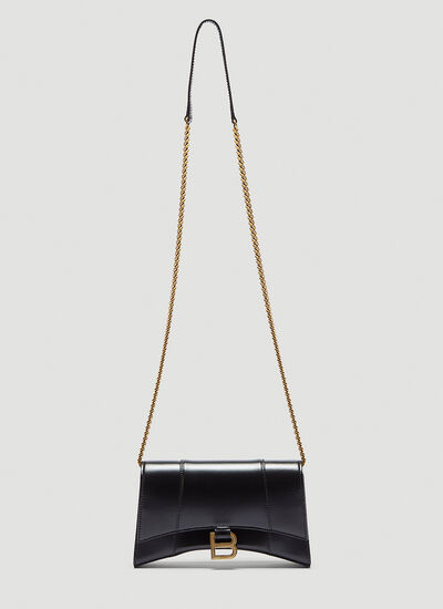 Balenciaga Hourglass Chain Bag
