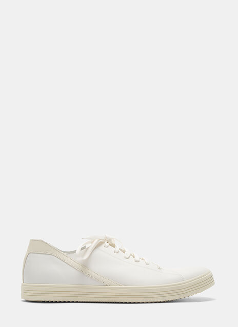 Rick Owens Geothrasher Low-Top Sneakers