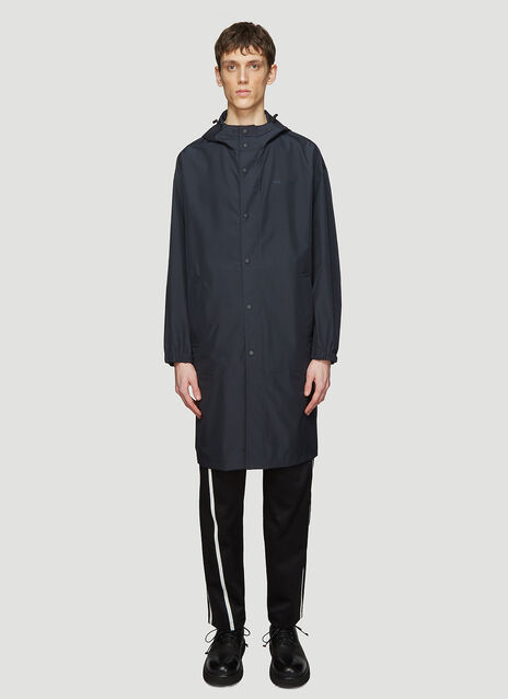 Helmut Lang By Parley For The Oceans Hooded Raincoat