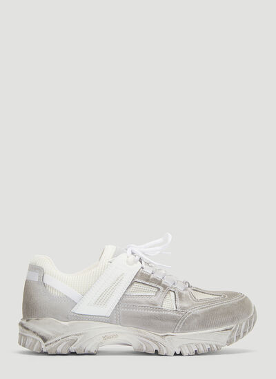 Maison Margiela Security Dirty Treatment Sneakers