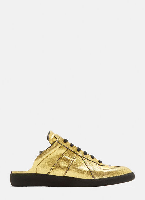 Maison Margiela Cut-Out Replica Sneakers