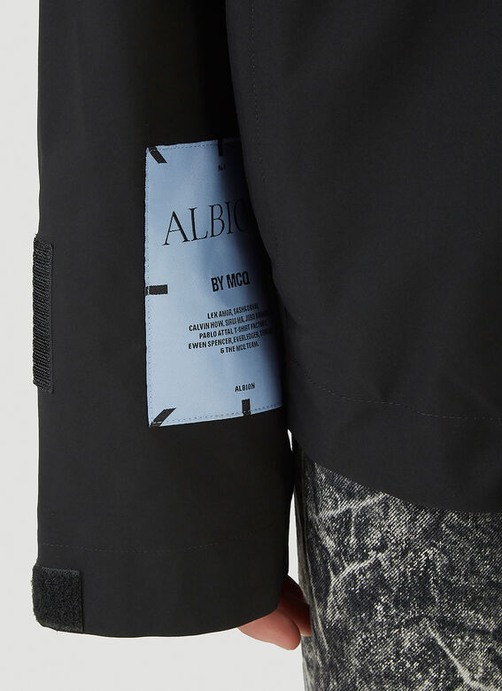 MCQ Albion Tech Jacket 6