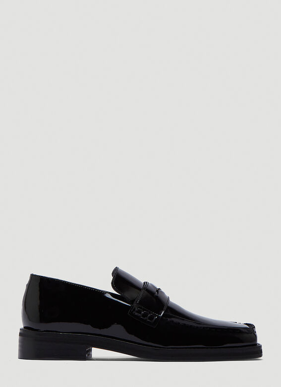 Martine Rose Roxy Patent Loafers 1