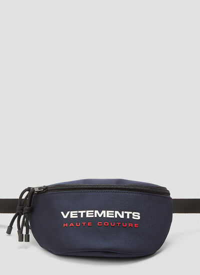 Vetements Haute Couture Belt Bag