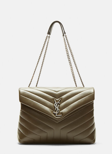Saint Laurent Lou Lou Quilted Bag