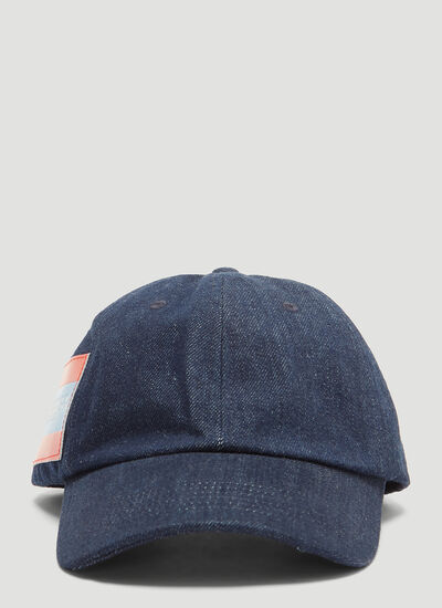 Calvin Klein Est 1978 Patch Denim Cap