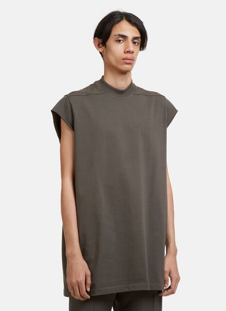 Rick Owens Sleeveless Sweatshirt