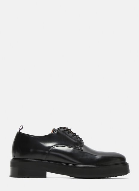 Kingston Lace-Up Derby Shoes