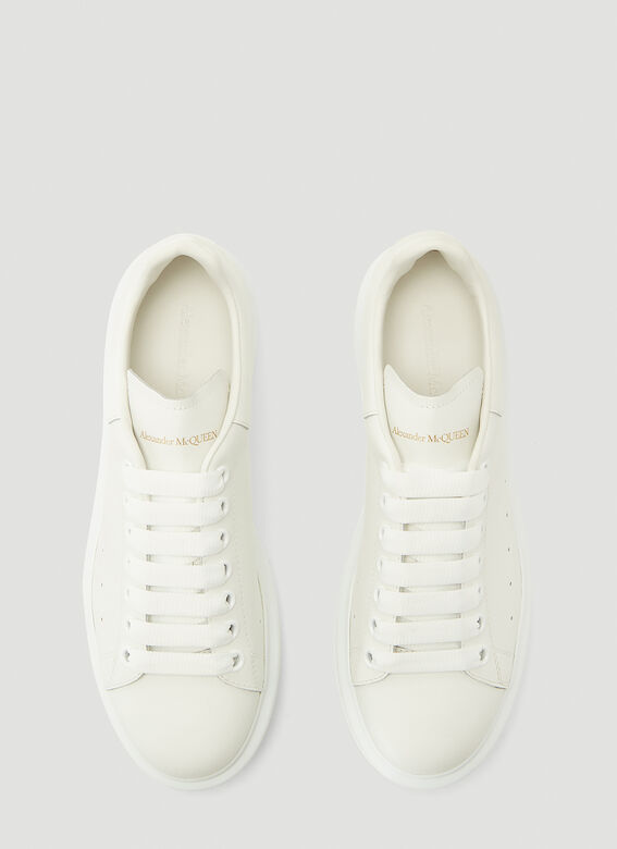 Alexander McQueen leather sneaker 2