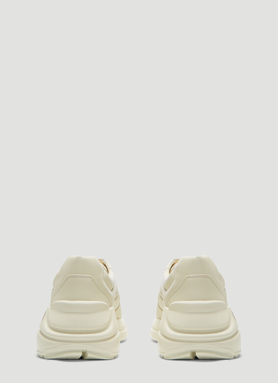 Gucci SNEAKER LEATHER, R.S RHYTON 4