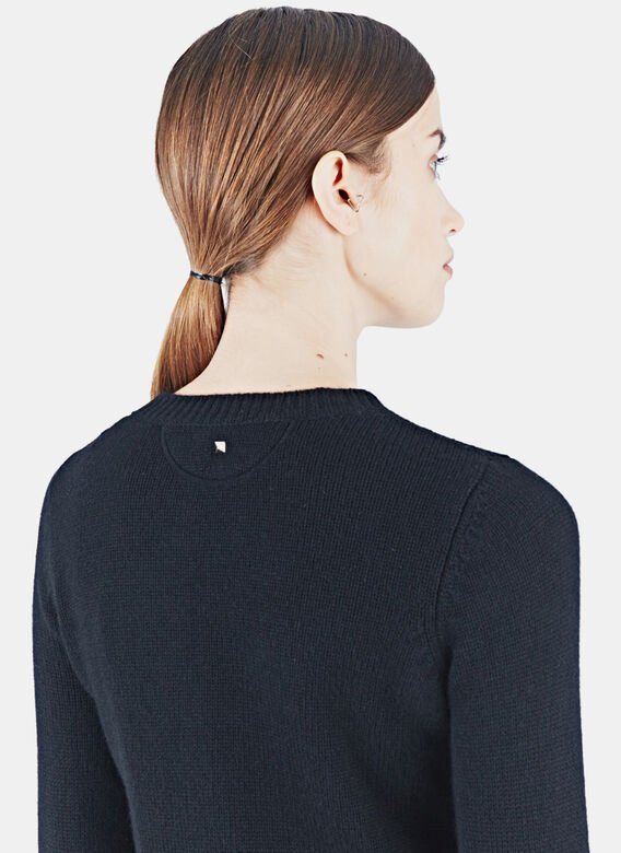 Valentino Cashmere Knitted Sweater