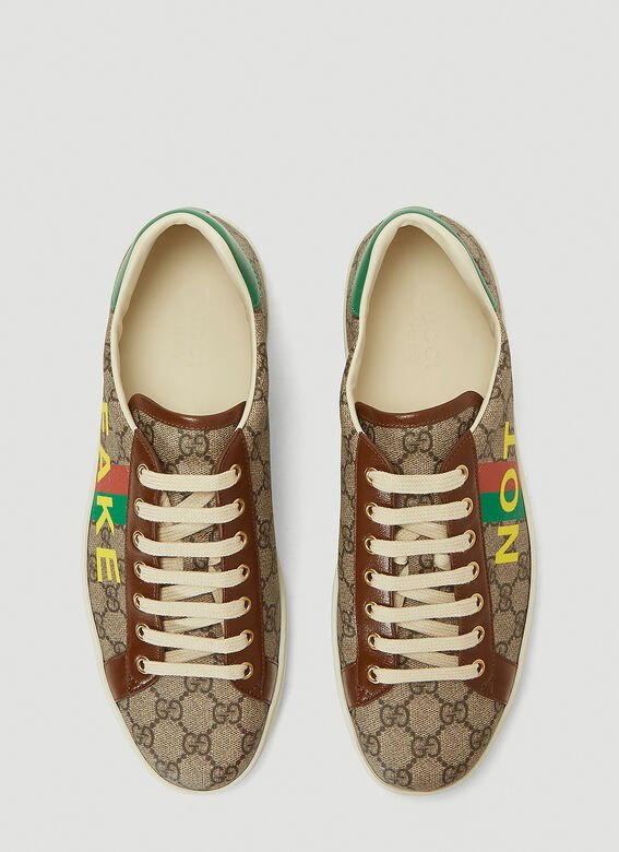 Gucci NOT FAKE TRAINER 2
