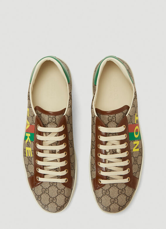 Gucci Fake Not Sneakers 2