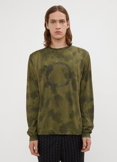 1017 ALYX 9SM Long Sleeve Military Relentless T-Shirt