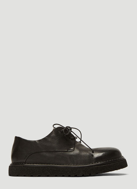 Marsèll Pallottola Pomice Derby Shoes