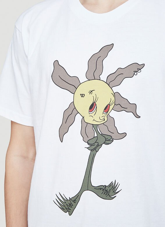 Eden Power Corp Wretched Flowers Edition Lil Wretched T-Shirt 5