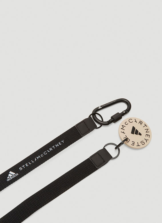 adidas by Stella McCartney ASMC LANYARD - black & pink 4