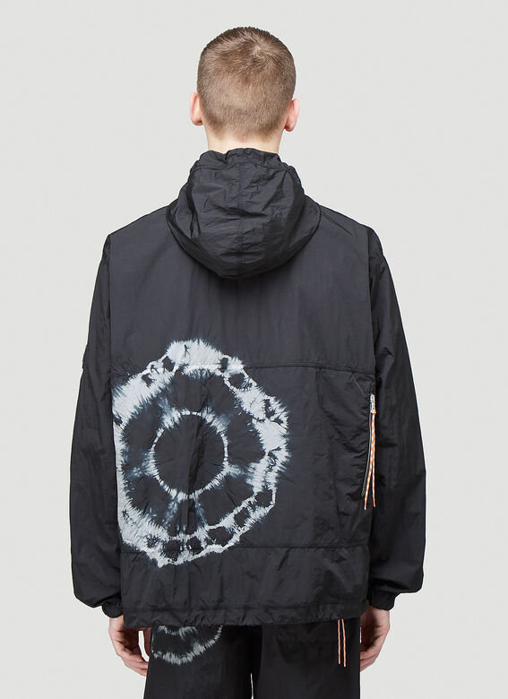 Aries Tie-Dye Windcheater Jacket 4