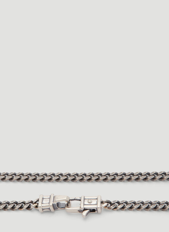 Tom Wood Curb Chain Necklace 3
